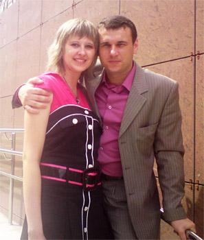 Андрей Одинцов + Оксана Терентьева
