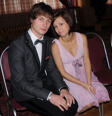 Алексей Никифоренко и Екатерина Гашкова