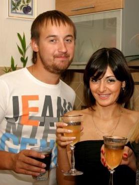 Саргсян Аревик и Шакиров Виктор