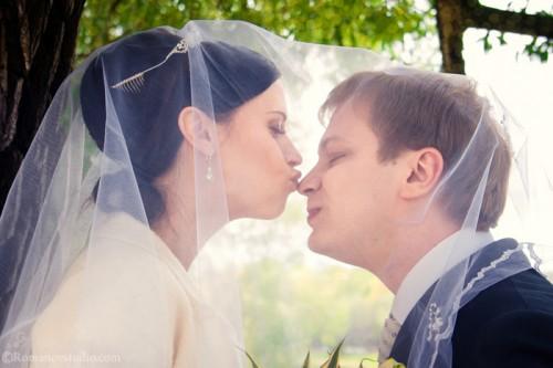 Евгений Соболев и Ксения, свадьба